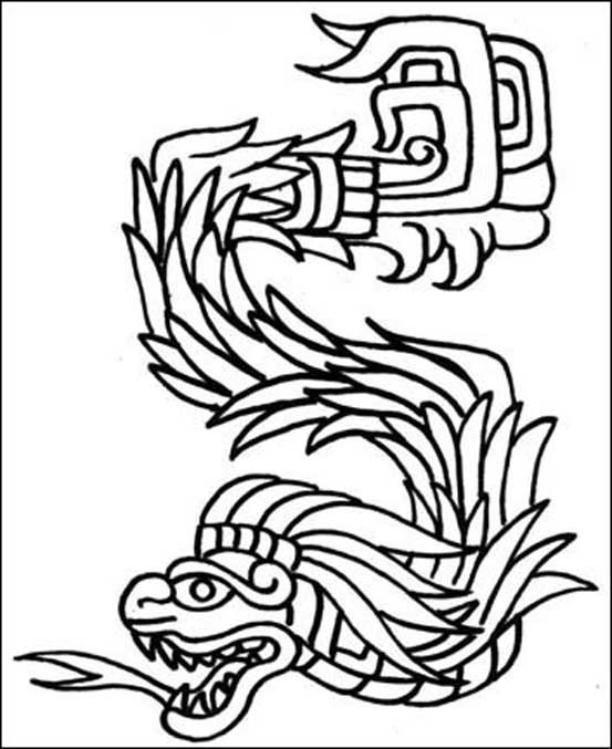 553x677 Quetzalcoatl. Tattoos Aztec Tattoo Designs, Tattoo