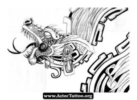 274x200 Tattoos Aztec Tattoos Designs