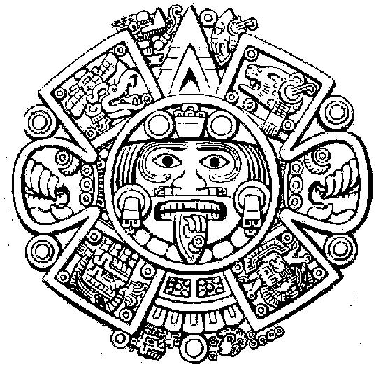538x524 Aztec Mythology