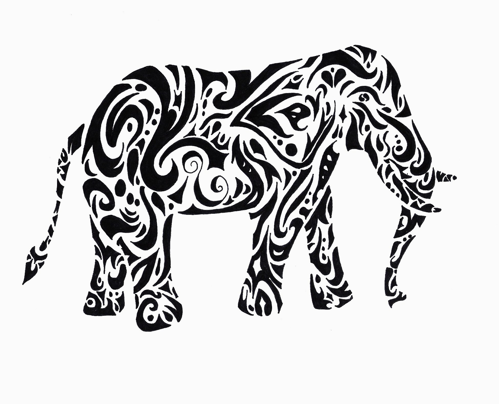Line Drawing Jaguar : Aztec drawing at getdrawings free for personal use