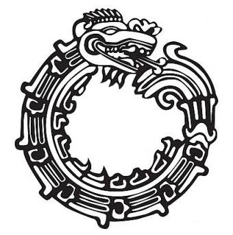 340x342 Aztec Tattoo Designs Lovetoknow
