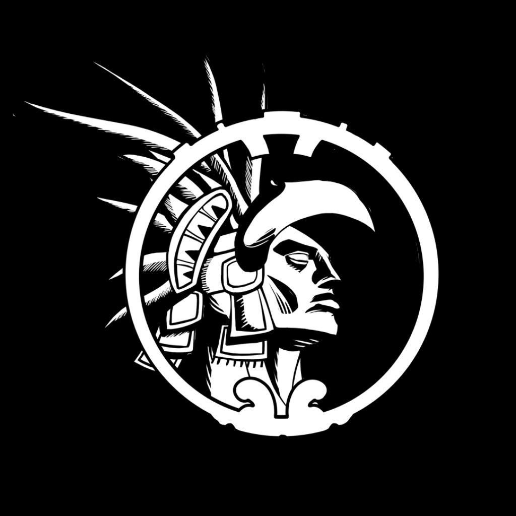 1024x1024 Aztec Warrior Drawings Aztec Warriors Awsupporters Twitter