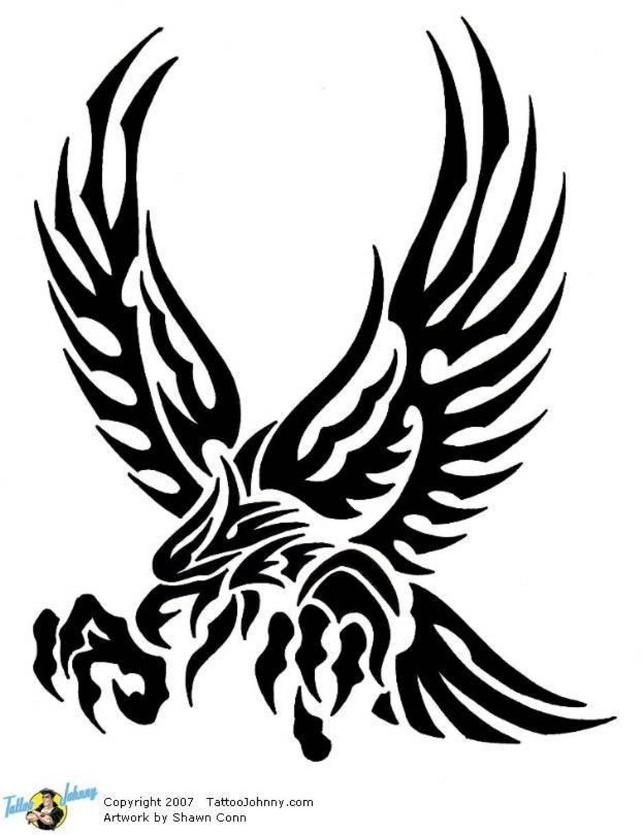 935x1215 Image Result For Tribal Eagle Tattoo Tattoos