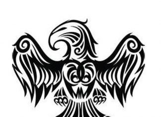 324x235 Aztec Eagle Design Photos Pictures And Sketches, 26 Best Tattoos