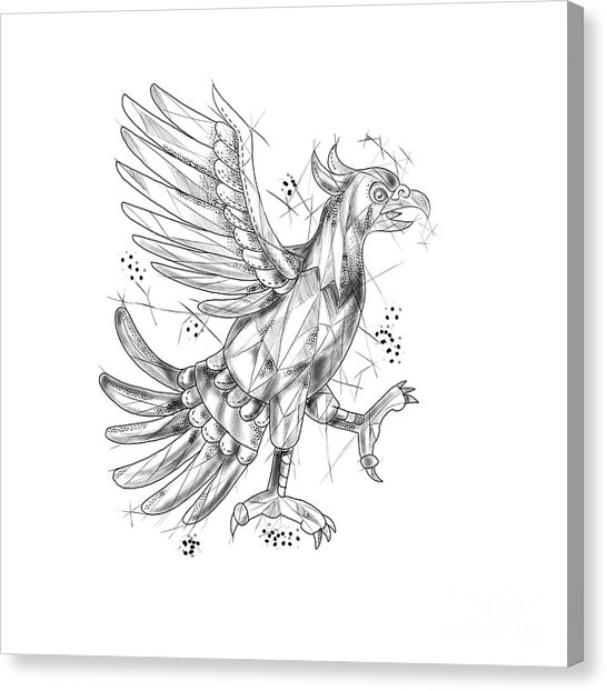 546x622 Aztec Eagle Art Fine Art America