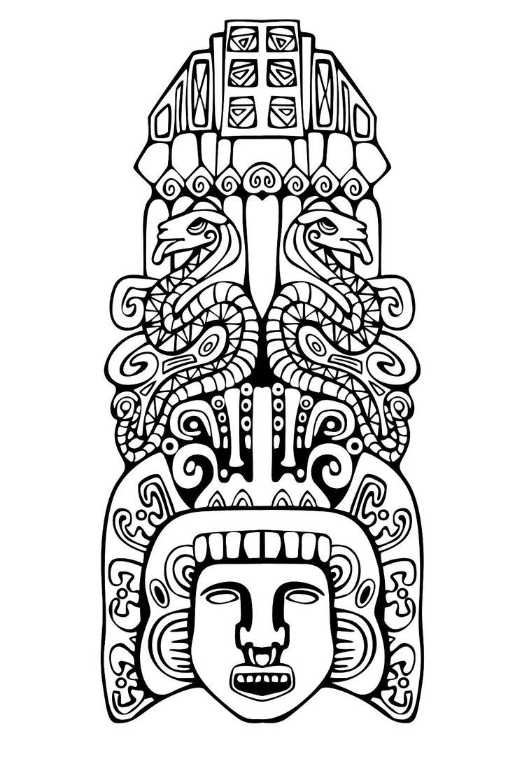 736x1101 35 Best Mayan Aztec Pictures Images On Aztec Pictures