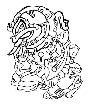 296x340 63 Best Mayanaztec Images On Aztec, Maya Civilization