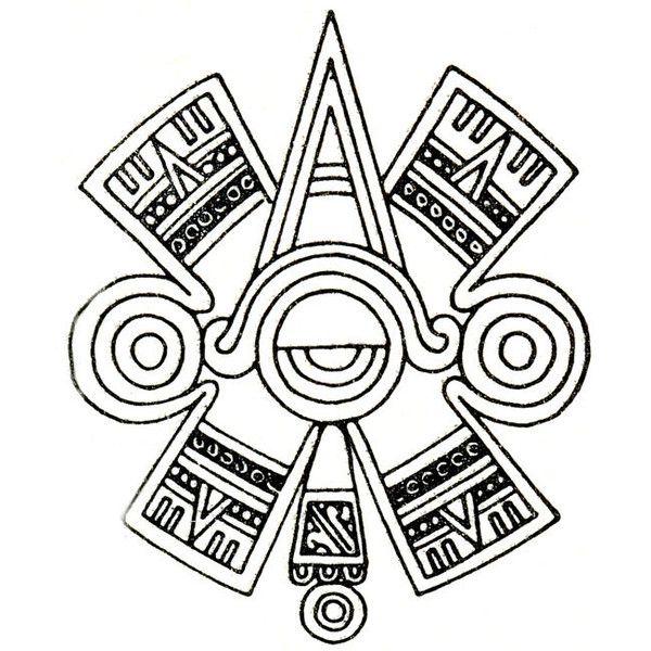 600x600 94 Best Aztec Amp Mayan Ancient Images On Aztec Art