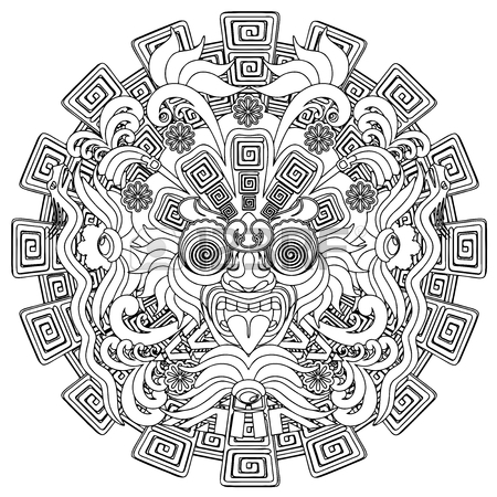 450x450 97 Quetzalcoatl Cliparts, Stock Vector And Royalty Free