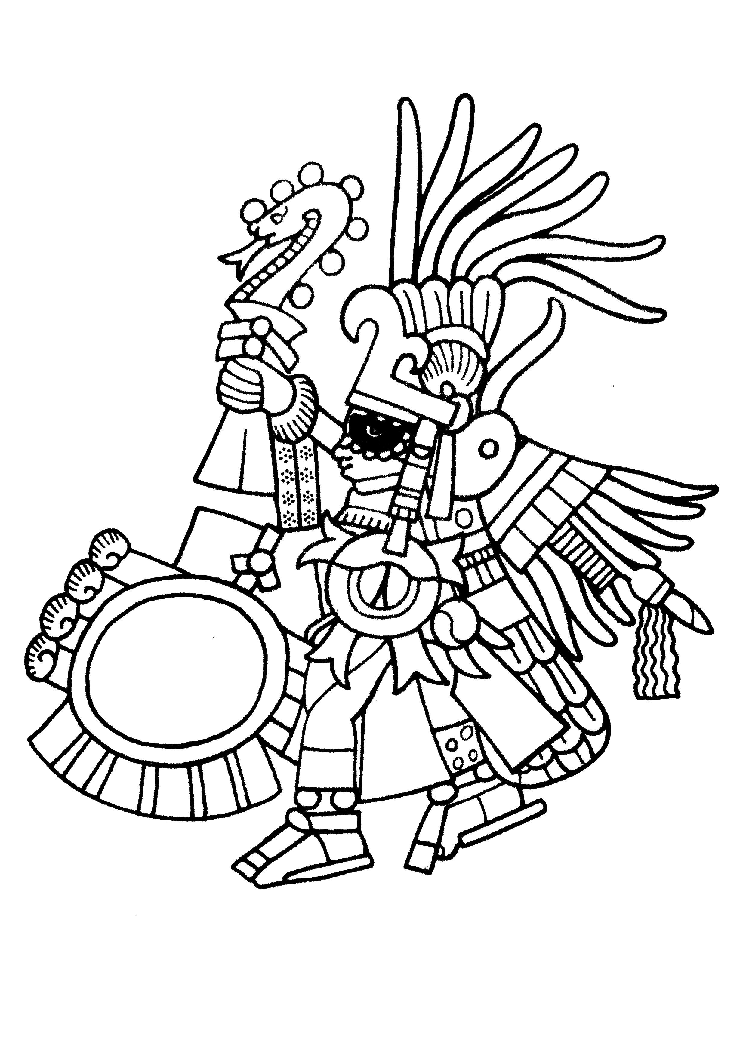 2480x3508 Maya Art British Museum 1 Mayans Amp Incas