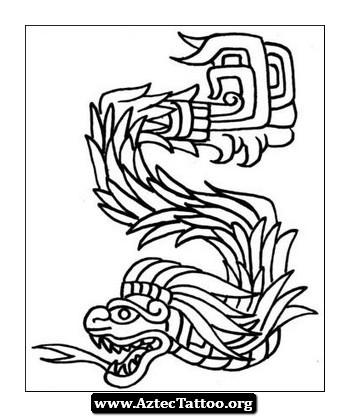 350x417 Aztec%20quetzalcoatl%20tattoos%2002 Aztec Quetzalcoatl Tattoos 02