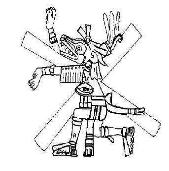 343x347 Aztec Gods And Goddesses