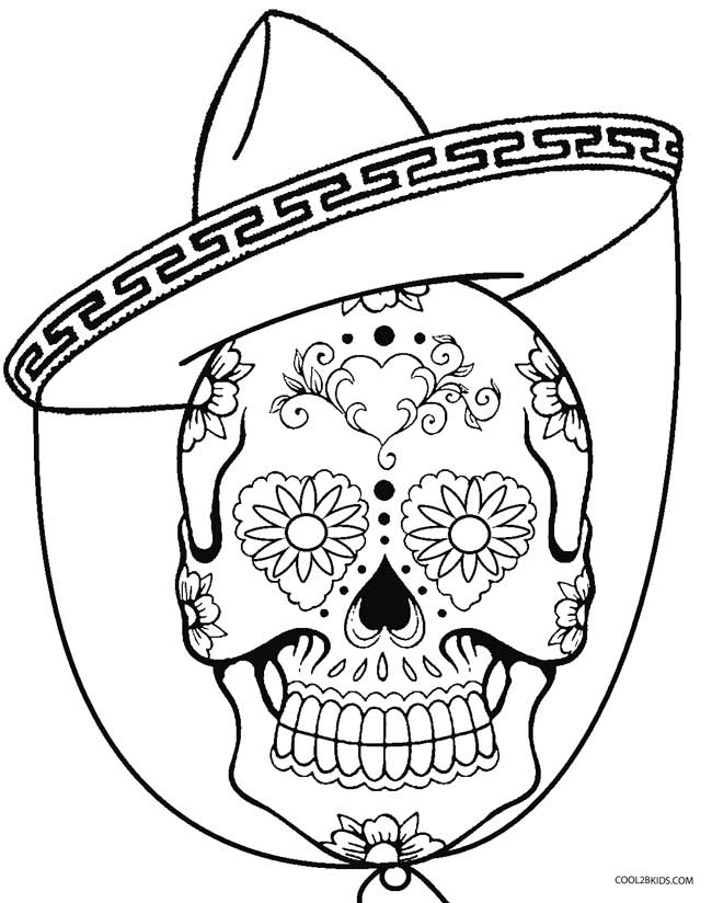 650x824 Printable Cinco De Mayo Coloring Pages For Kids Cool2bkids