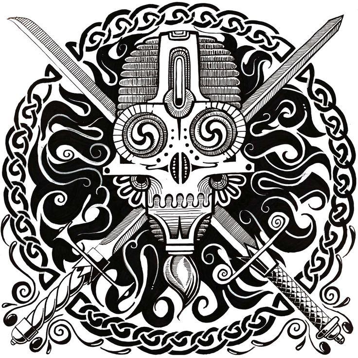 736x736 34 Best Sklls Images On Skulls, Tattoo Ideas And Bones