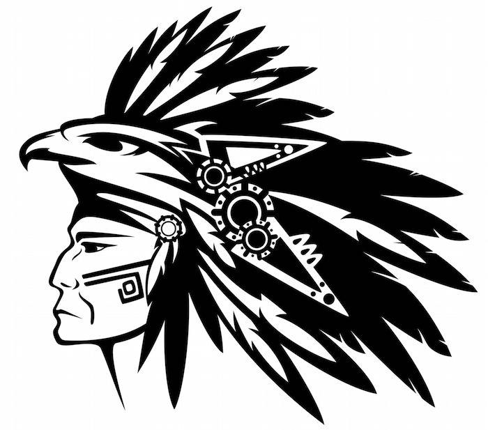700x617 Aztec Tattoos