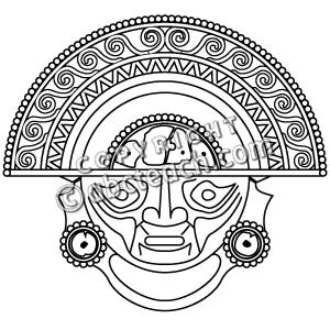 300x300 Aztec Clipart Inca