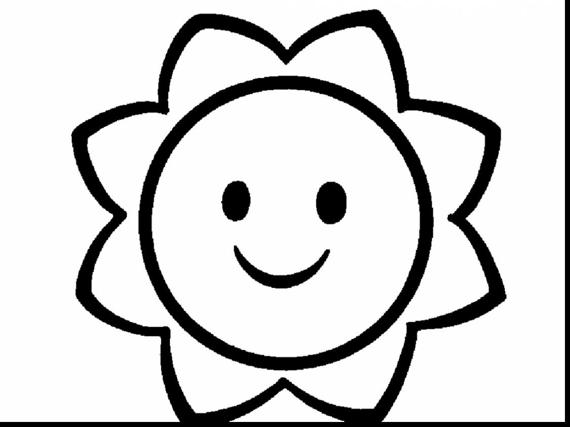 1126x844 Sun Coloring Pages
