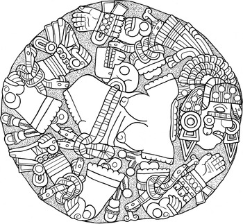 350x323 The Metaphorical Underpinnings Of Aztec History