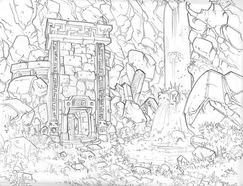 794x610 Wips Drawings,sketchs ,locations, Etc( 3 Sketch Update 21th October)
