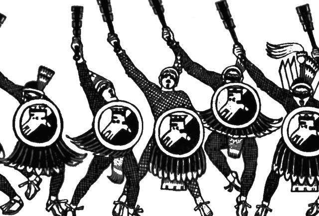 640x433 10 Horrifying Facts About Aztec Warriors