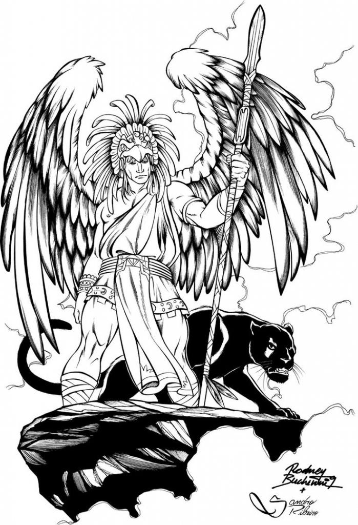699x1024 Aztec Warrior Drawings Aztec Women Warriors Aztec Women Warriors