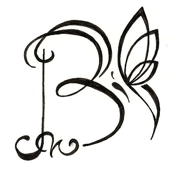 598x581 203 Best B Images On Letters, Monograms And Creative