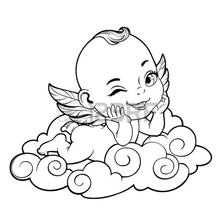450x450 Baby Angel Stock Photos. Royalty Free Business Images