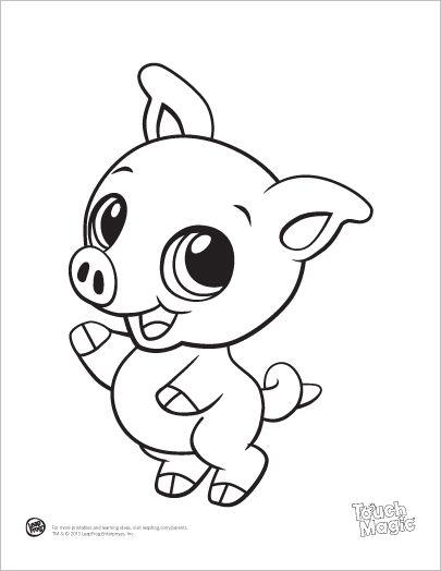 Baby Animal Drawing