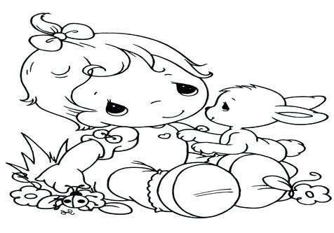 476x333 Precious Moments Baby Coloring Pages Precious Moments Baby