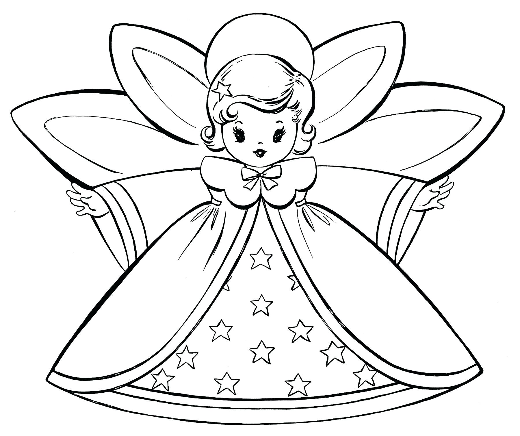 1800x1509 Coloring Precious Moments Angels Coloring Pages Boy Angel Page