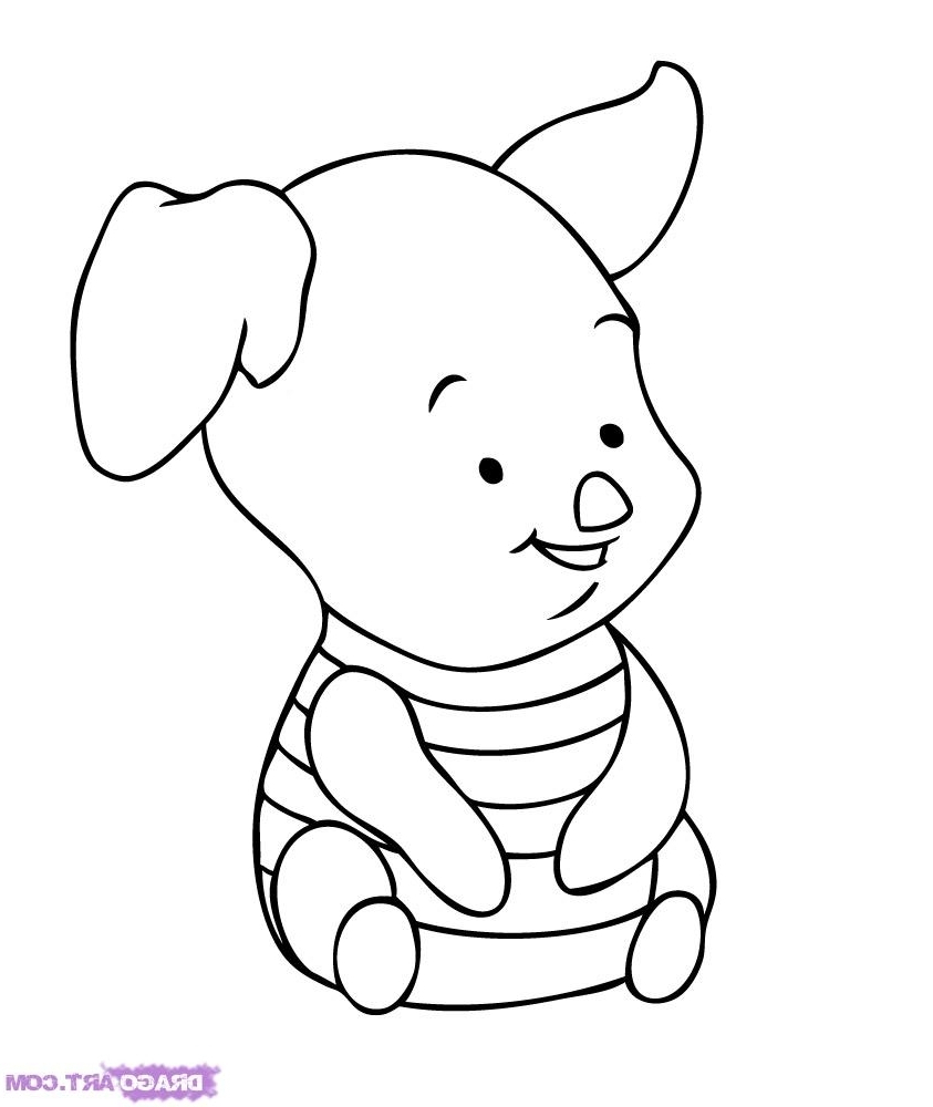 843x1000 Pencil Drawings Of Cartoon Characters Pencil Drawings Of Baby