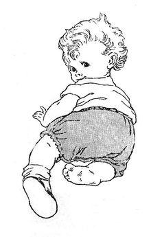236x345 Crawling Baby Digital Designery