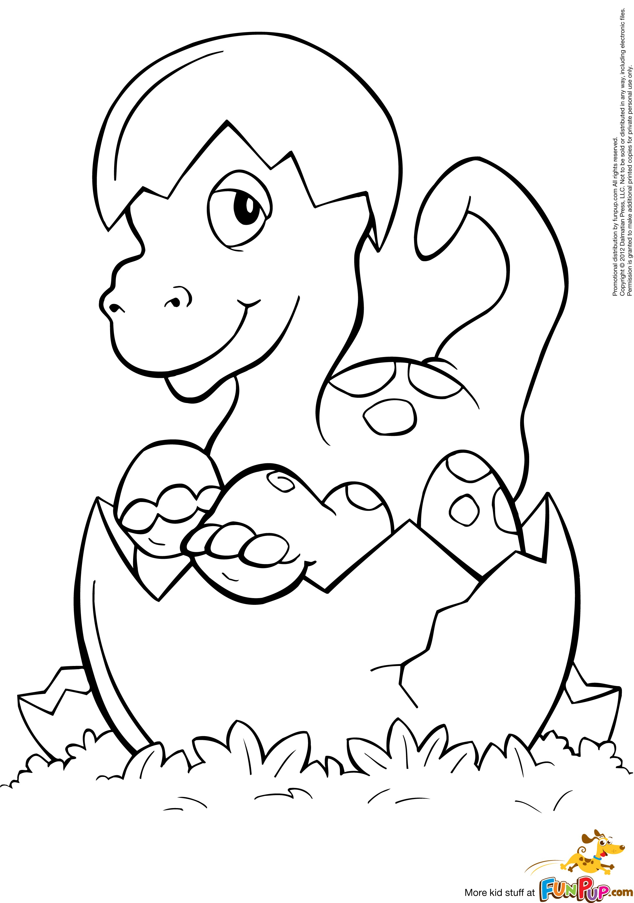 Baby Dino Drawing At Getdrawings Com Free For Personal