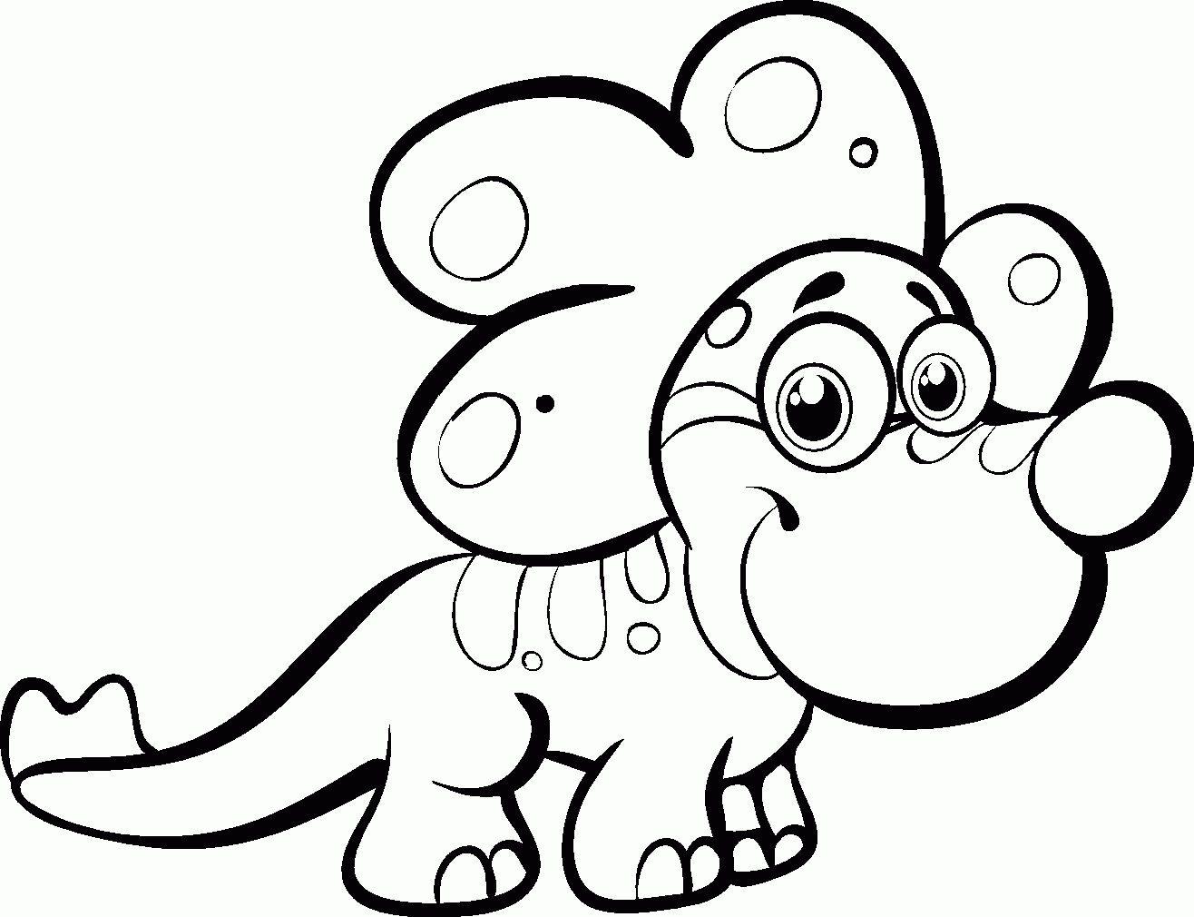 Line Art Baby : Baby dino drawing at getdrawings free for personal use