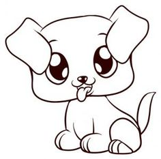 Download Small Anime Adorable Dog - baby-dog-drawing-25  Picture_913716  .jpg