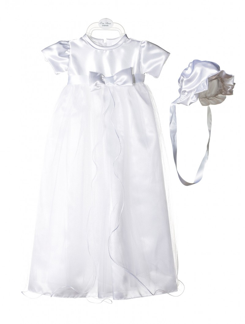 800x1058 Baby Girls Christening Gown White Gown Baby Girls Dresses Roco