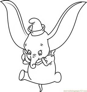 Baby Dumbo Drawing