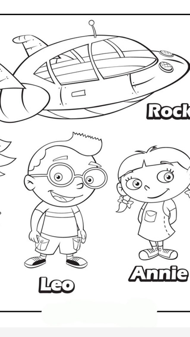 640x1136 Baby Einstein Coloring Pages