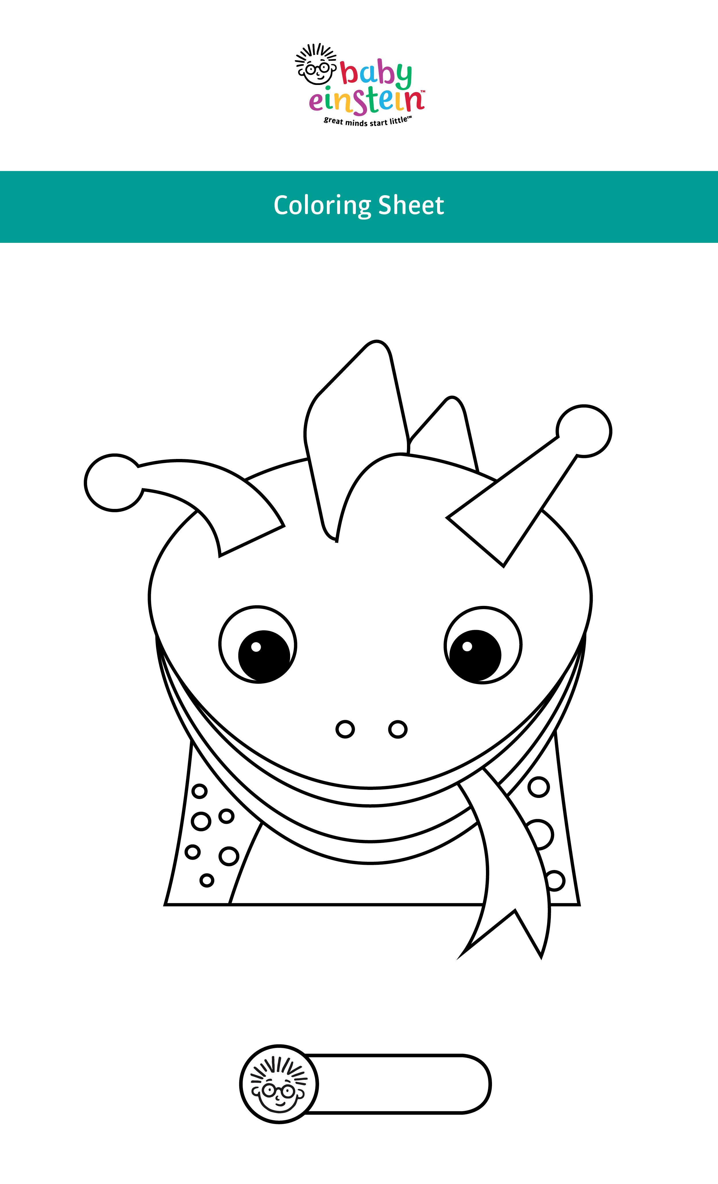 2500x4125 Adorable Baby Einstein Coloring Pages For Your Little One39s