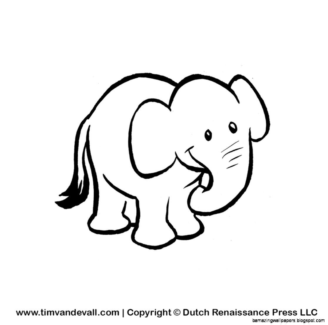 Baby Elephant Drawing Step Step at GetDrawings | Free download