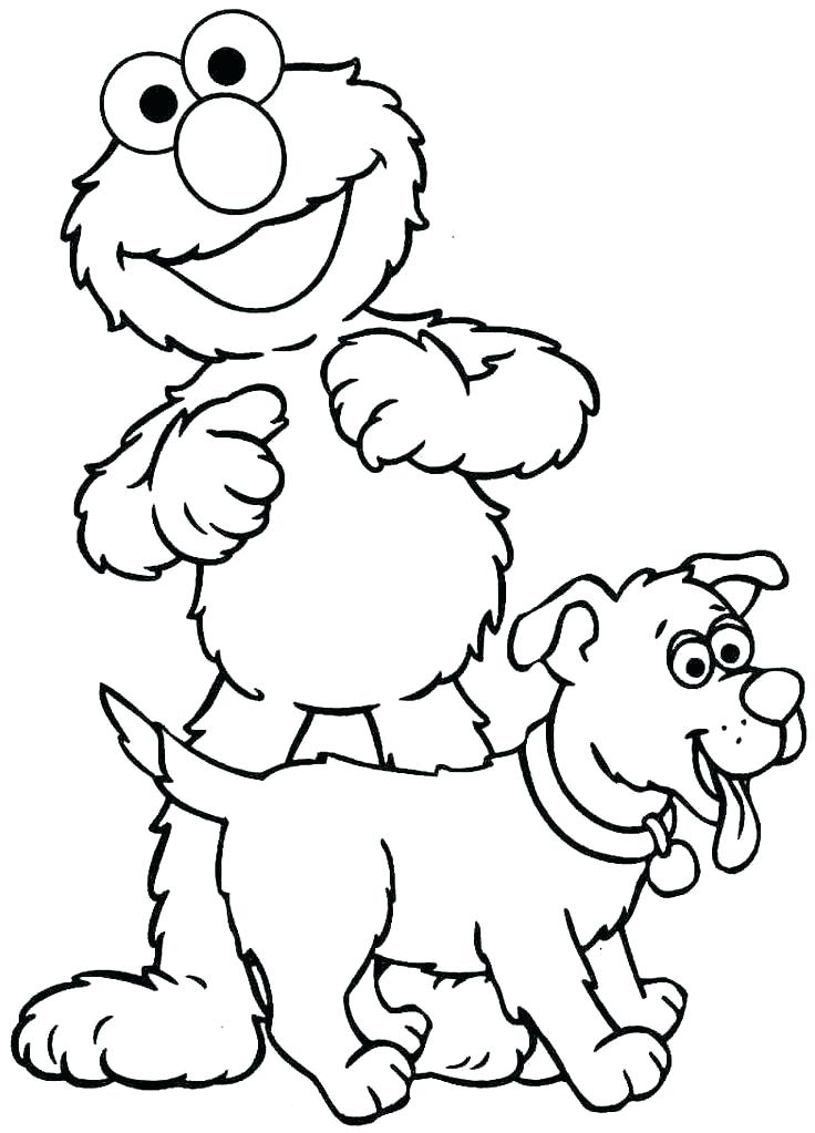 736x1023 Elegant Elmo Coloring Pages Best Of Printable For Kids And Friends