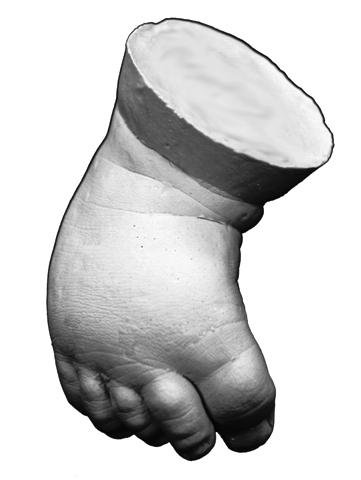 361x480 Baby Hand Amp Foot Casting, Mould Powder, Casting Powder, Box Frame
