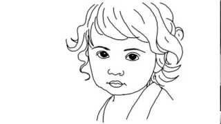 320x180 Drawing Cute Little Babies A Basic Baby Form Music Jinni