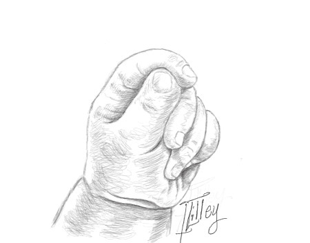 450x352 Wacom Sketch Baby Hands This Is Felicia Lilley Illustrator
