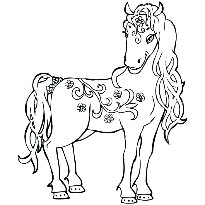 700x700 Coloring Pages Of Horses Horse And Foal Coloring Pages Of Horses