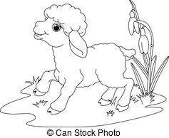 237x194 Lamb Clipart And Stock Illustrations. 10,003 Lamb Vector Eps