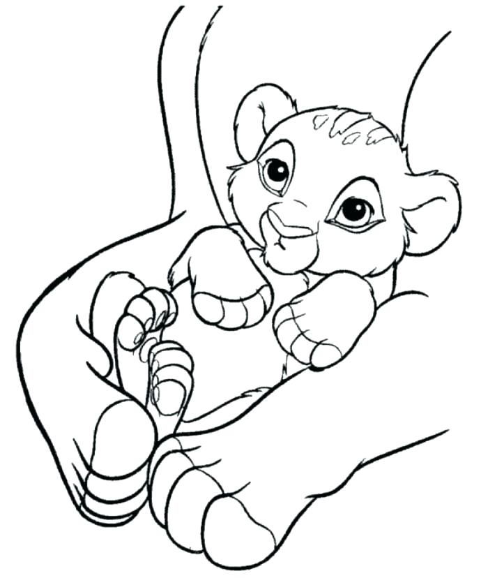 700x828 Lion Coloring Pages To Print Sea Lion Coloring Pages Baby Sea Lion