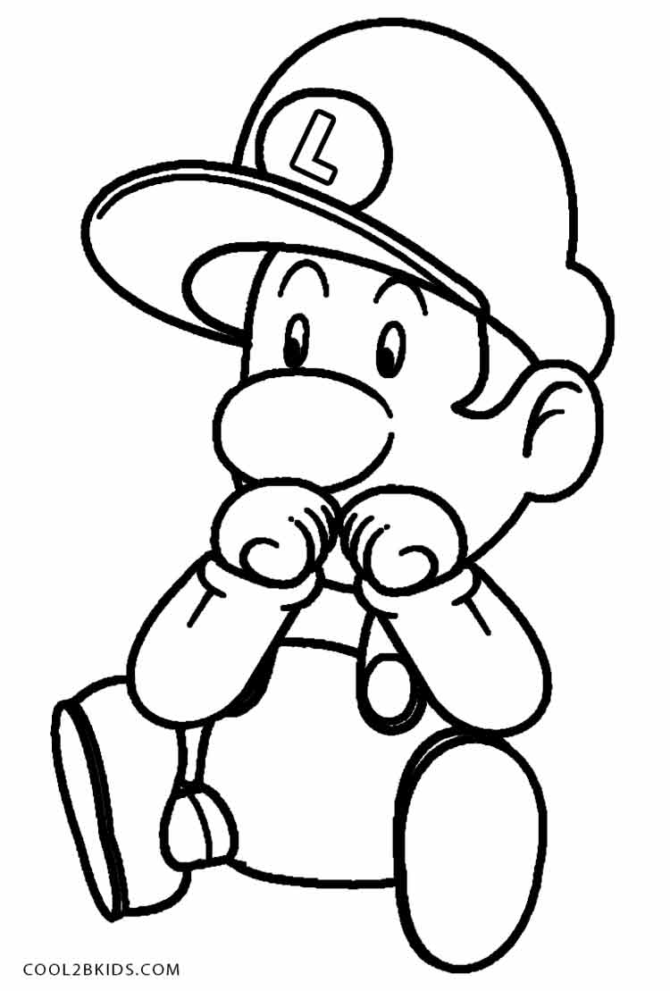 Super Mario Kleurplaat Fire Flower Coloriage Mario ...