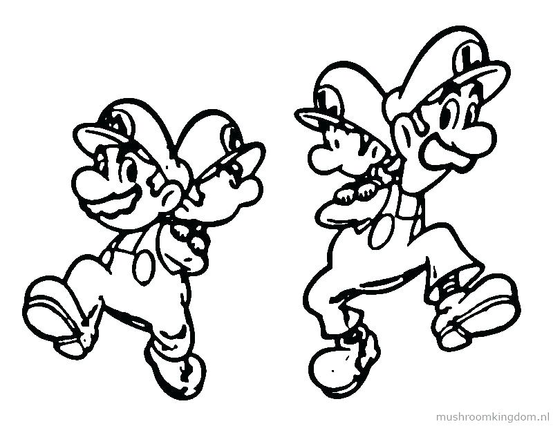 800x617 Epic Baby Mario Coloring Pages Print Kart Peach Toad Ma