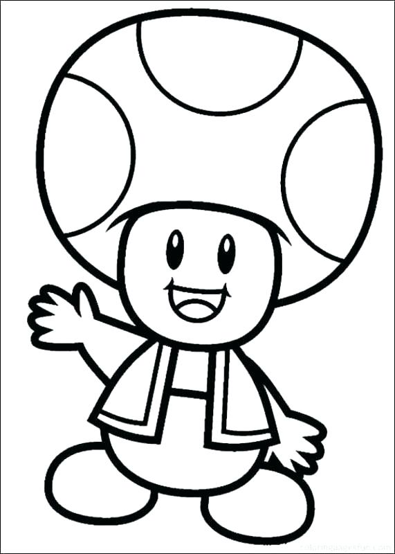 571x800 Mario And Luigi Coloring Pages Super Brothers Coloring Book